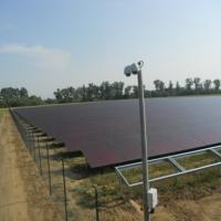 Polany Szlovákia - Földre telepített- Masoar bemutató napelempark  2 MW