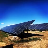 Ráckeve napelempark 500 KW